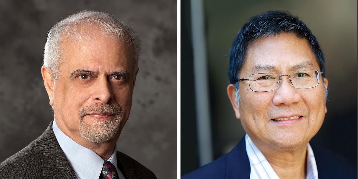 Professors Azad Madni and Jong-Shi Pang