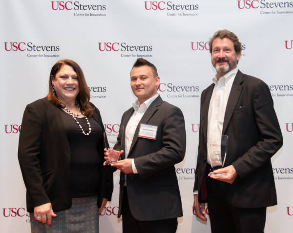 Tech comm award recipients