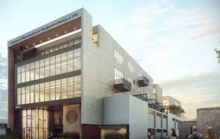 Ellison Institute building